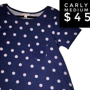 LuLaRoe Medium Carly Dress